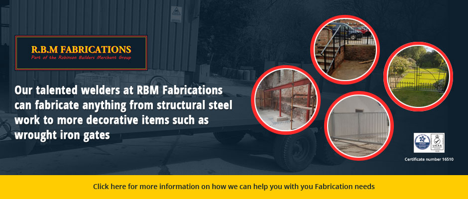 Robinson Builders Merchant Fabrications